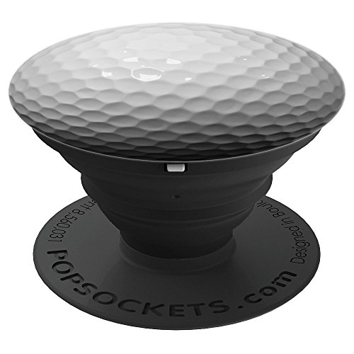 Price comparison product image Golf Ball 3D - PopSockets Grip and Stand for Phones and Tablets