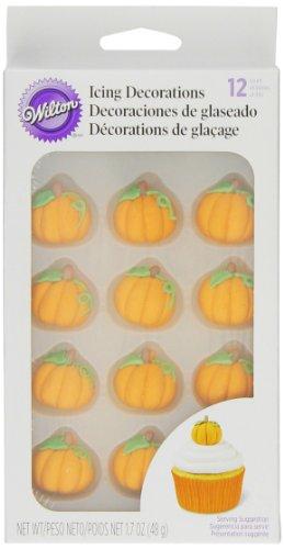 Wilton Pumpkin Royal Icing -