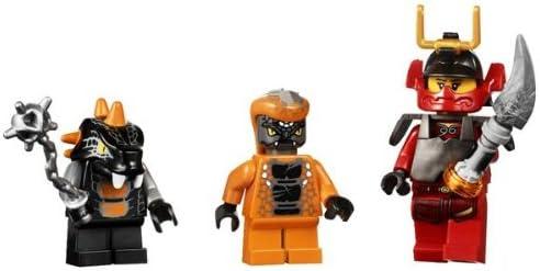 LEGO Lego Ninjago – El robot Samurai – 9448 + Ninjago – Playthemes ...