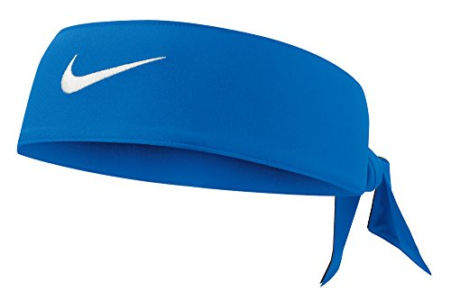 Women's Nike Dri-Fit Head Tie 2.0 Game Royal/White Size One Size