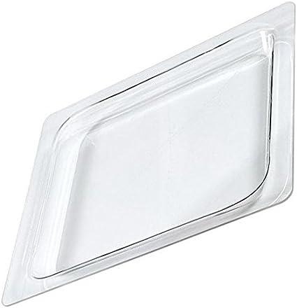 Bandeja leche churro rectangular (cristal, 400x 325mm dme795W dme799X dme788dme788X dme1140X sme675b dme388X E1microondas fagor 6h-570atcx