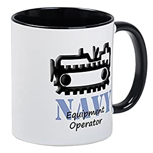 CafePress - EO Mug - Unique Coffee Mug, Coffee Cup by CafePress