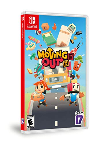 Moving Out for Nintendo Switch - Nintendo Switch