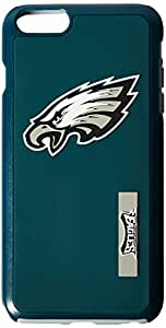 Forever Collectibles - Licensed NFL Cell Phone Case for Apple iPhone 6/6s Plus - Retail Packaging - Philadelphia Eagles