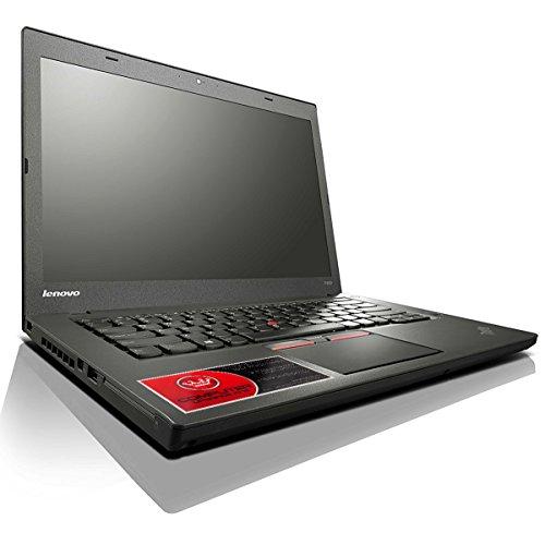 Lenovo ThinkPad T450 14-inch i5-4300U 8GB 500GB Windows 7 Professional Business Ultrabook Laptop Computer