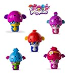 Popples ~ Full Set ~ Yikes, Bubbles, Izzy, Sunny and Lulu
