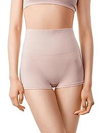 MD Womens Compression Underwear High Waist Boyshort Panties