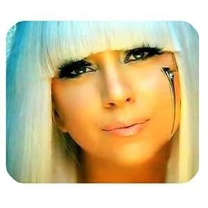 Custom Lady Gaga Mouse Pad Gaming Rectangle Mousepad CM-443