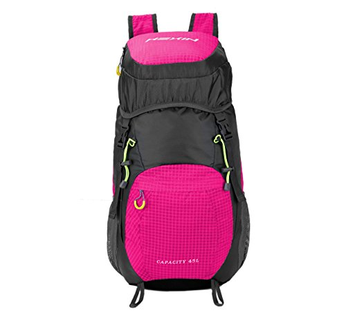 YOUCOO Lightweight Water Resistant Travel Backpack/foldable & Packable Hiking Daypack For Sale