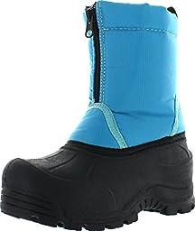 Northside Icicle Winter Boot (Toddler/Little Kid/Big Kid),Turquoise/Blue,11 M US Little Kid