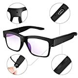 Camera Glasses 1080P,HD Mini Video Glasses Max 32GB
