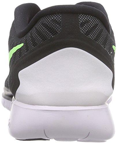 flash Flash Free Nike 5 Femme fuchsia Noirblack 0Sneaker Lime eCWBdxoQr