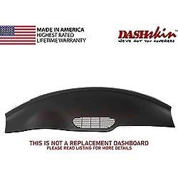 DashSkin Molded Dash Cover Compatible with 97-02 Camaro/Firebird in Black