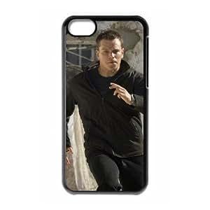 iPhone 5C Phone Cases Black The Bourne Ultimatum FNR738901
