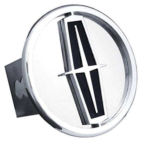 Au-Tomotive Gold, INC. Lincoln Logo Hitch Cover 2