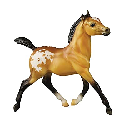 Breyer Traditional Series Milo - Foal with Friendship Bracelet | Model Horse Toy | 7.5