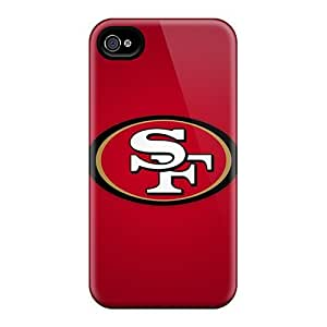 Defender Cases With Nice Appearance (san Francisco 49ers 4) For Iphone 6 wangjiang maoyi by lolosakes