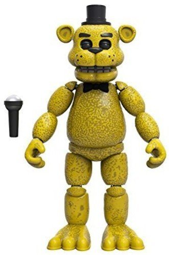 Fnaf - Gold Freddy Funko 8850 Accessory Toys & Games