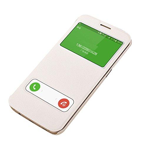 Cover Stand Jeper Con Galaxy Portafoglio White Magnetica Bookstyle Flip Pu S7 Edge Case Custodia Pelle Samsung Per Chiusa In Protettiva nvqxwOn