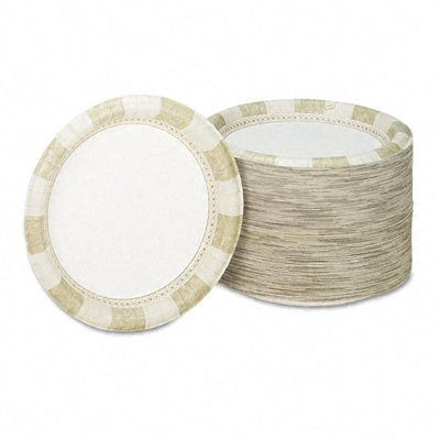 Sage Collection Heavyweight Paper Plates, 10