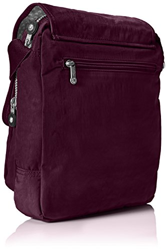B H Netta Purple x Purple 5x29x9 cm 23 Ref34z Kipling x Body T Plum Cross Bag Women's 1pqnTRxS