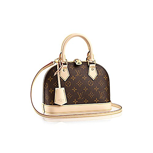 Louis Vuitton Pocket (Louis Vuitton Monogram Canvas ALMA BB Hand Cross-Body Carry Handbag Article: M53152)