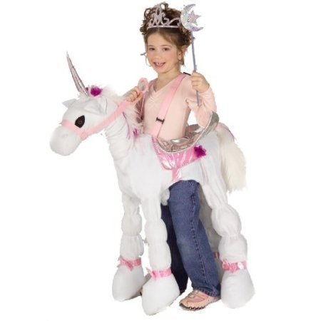 Ride-A-Unicorn Costume - One Size (Ride A Unicorn Costume)
