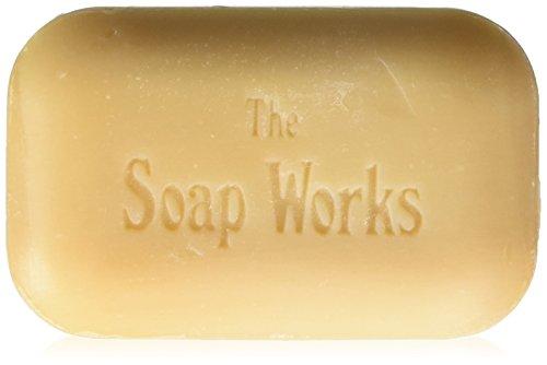 Soap Works Emu Oil Soap Bar 110G One Bar