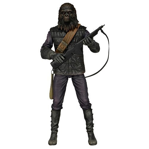 Gorilla Soldier Planet of the Apes Series 1 NECA 7 Inch Figure (Dawn Of The Planet Of The Apes Toys)