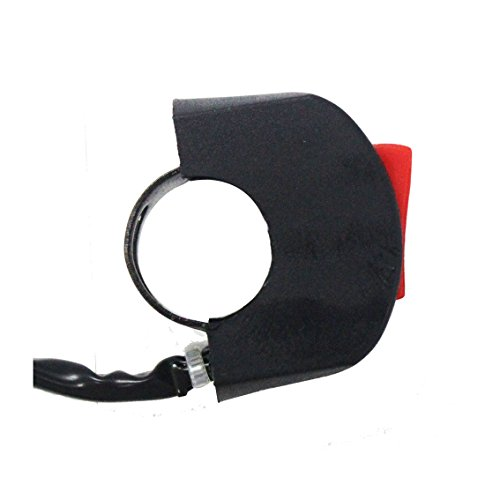 Ourbest Handlebar Mounting Switch Button Bicycle Motorcycle Tuning Part for U5 U7 U2 LED Headlight Scooter Electrombile by Ourbest (Image #3)
