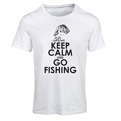 T Shirts For Women Fishing Apparel, Funny Fisher/Fishermen Gift, Humor Quotes (Small White Multi Color)