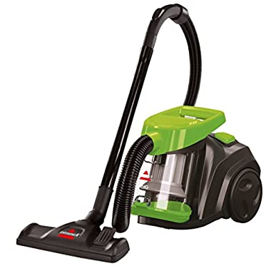 Bissell Zing Bagless Canister Vacuum, 1665 - Corded