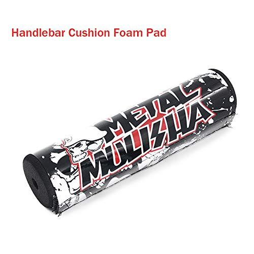 Motorcycle Handlebar Foam Pad Cushion 7/8 22mm 1 1/8 28mm Handle Bar  Crossbar Protector For CRF YZF KXF KLX RMZ DRZ KX RM YZ SX EXC XC 65 85 125  250