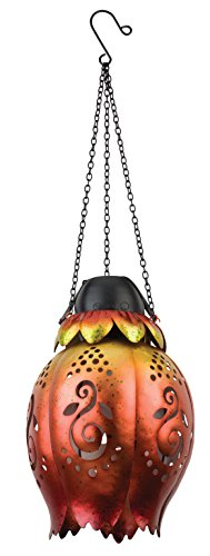 - Regal Art & Gift Wireless Flower Lantern, Sunburst