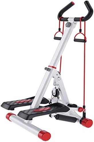 Máquinas de cardio Fitness y ejercicio Máquina de pérdida de peso silenciosa para el hogar Sala de estar Máquina de ejercicios para adelgazar con la cintura delgada Máquina de pedal Stovepipe Cinta