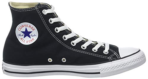 Chuck Star Taylor Unisex Black Top Sneaker Hi All Converse 5g6vq7