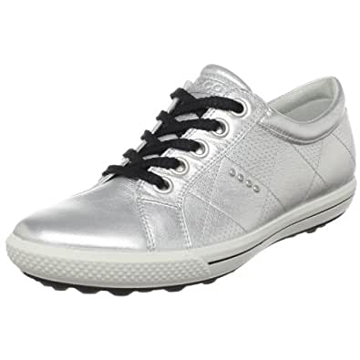 ECCO Women's Street Premiere Lace-Up,Light Silver,42 EU/11-11.5 M US