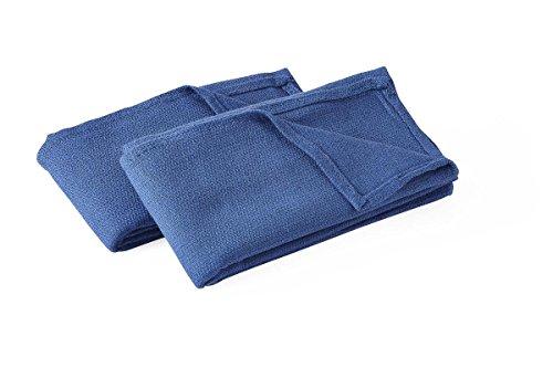 Medline MDT2168208 Deluxe Sterile Disposable Surgical Towels, Blue (Pack of 80)