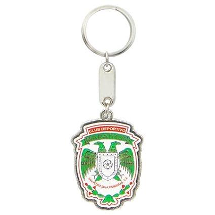 Amazon.com: Keychain CLUB DEPORTIVO MARATHON HONDURAS ...