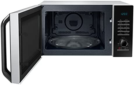 Samsung MC28H5125AW Encimera 28L 900W Negro, Blanco - Microondas ...
