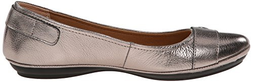 Women's cute Soft Flats Spots Slip ANTHRACITE Satara on qrSx8wqt