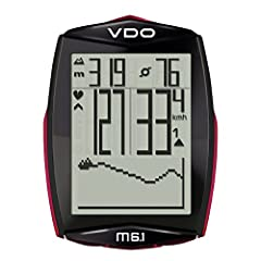 For those who are always aiming higher: The VDO M6.1 precisely and comprehensively measures the altitude, constantly displaying the latest reading. Everything is possible from the extensive storing of trip data to the wireless transmission of...