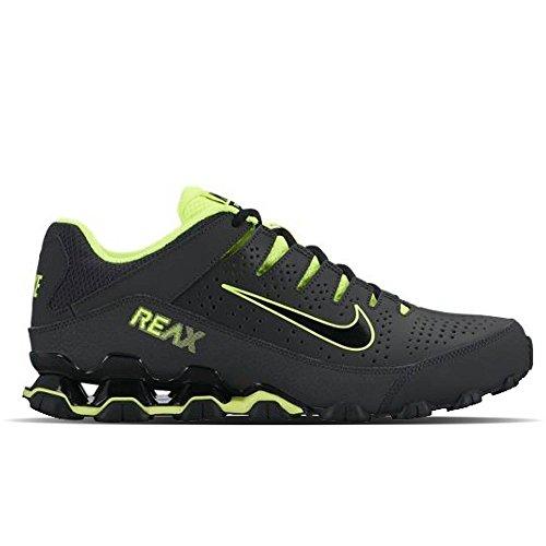 Nike Reax 8 TR, Zapatillas de Deporte Para Hombre, Negro (Anthracite/Black/Volt 036), 45.5 EU