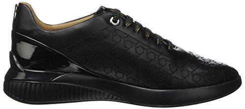 Bassa Geox D Da Theragon Donne C Tennis Nero Delle Scarpe top c9999 x1zzEqXr