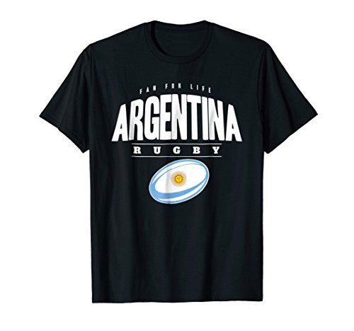 Rugby Argentina - Argentine Rugby Fan For Life Tshirt
