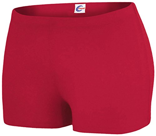 Cheerleaders Briefs - Boy-Cut Briefs Red Medium