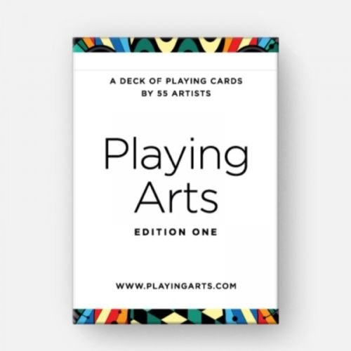 Cards Deck Art Playing - First Edition Playing Card Arts Decks New