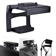 SODIAL(R) NEW TV Clip Mount Stand Holder Bracket For Microsoft XBOX ONE Kinect 2.0 Sensor