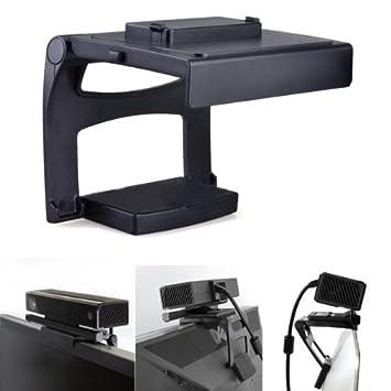 Sonline NUEVO TV Clip Soporte de montaje del sostenedor del soporte para Microsoft XBOX ONE Kinect 2.0 Sensor