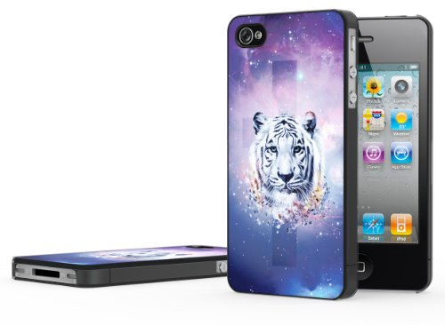 Master Case - Coque iPhone 4/4S Swag Series - White Tiger
